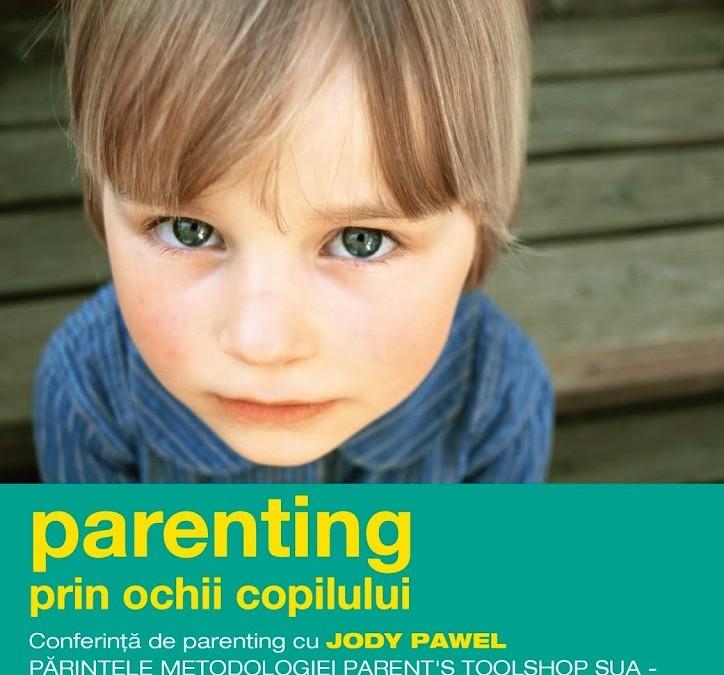 O noua conferinta de parenting – o noua sansa
