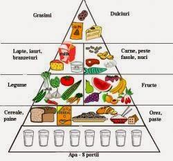 Ce alimente ar trebui sa manance copiii nostri?