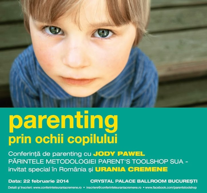 De ce sa mergi la o conferinta de parenting?