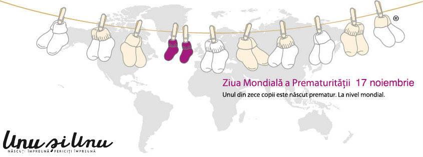Ziua Internationala a Prematuritatii