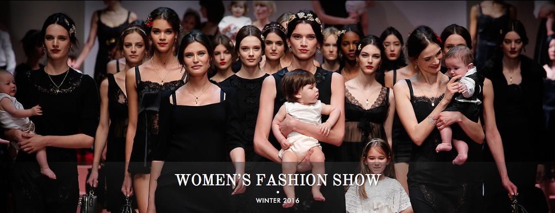 Cel mai frumos show de la Milan Fashion Week