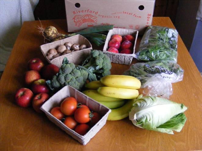Impactul alimentelor organice