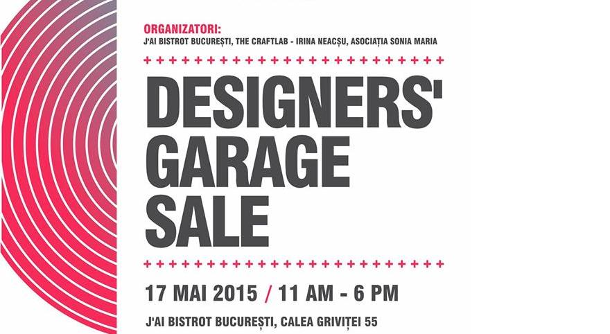 Garage Sale – Designer's Edition