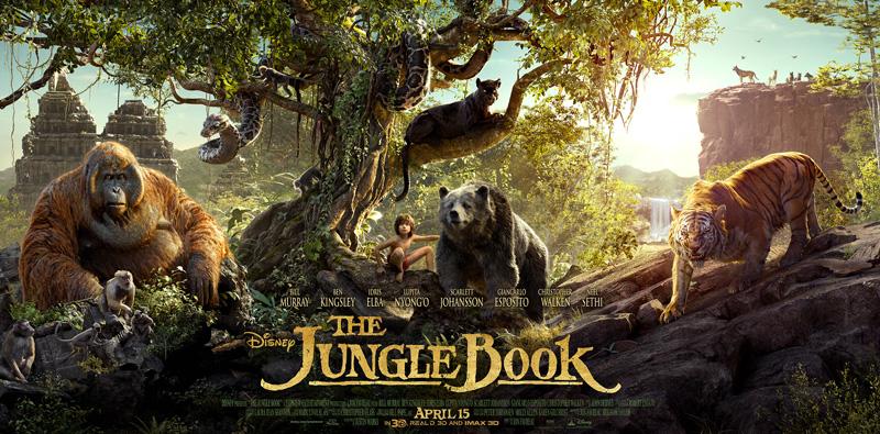 Cartea Junglei – o poveste pentru copii transformata intr-un film pentru oameni mari