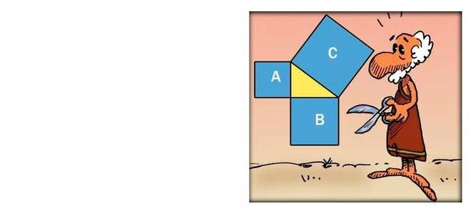 Teorema lui Pitagora pe intelesul celor mici