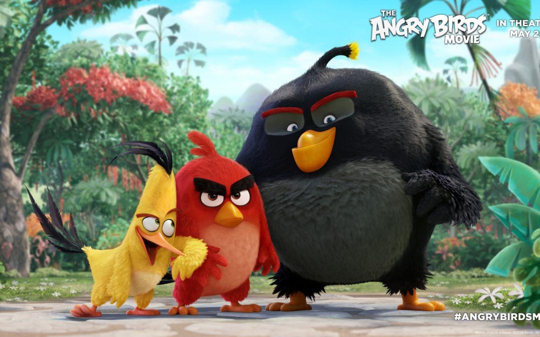 Angry Birds – filmul