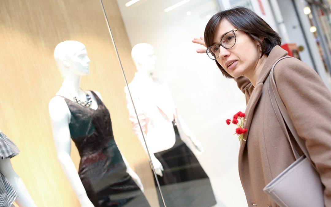 Povestea unei sedinte de shopping personalizat la Centrul Comercial Auchan Titan