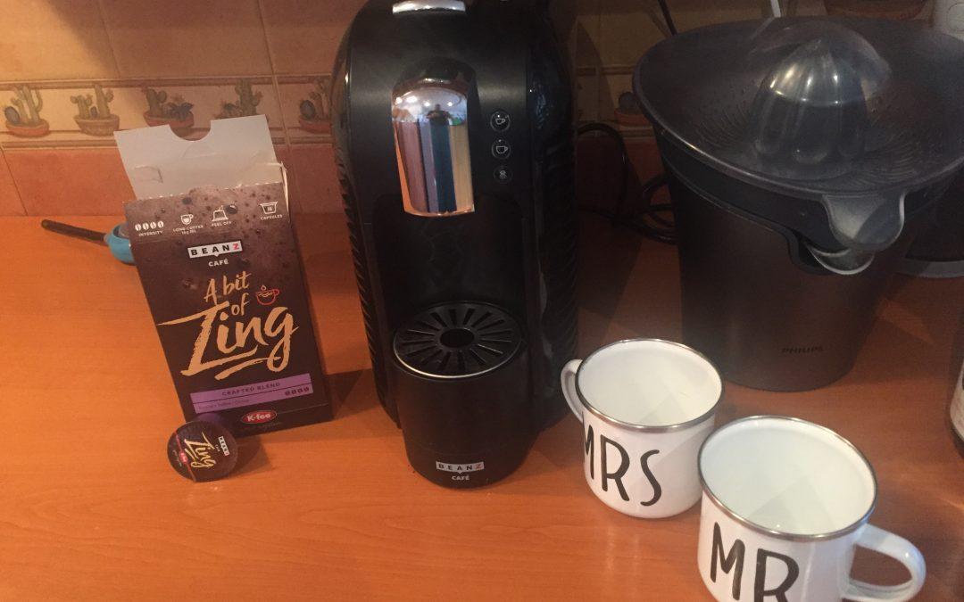 De ce m-am reapucat sa beau cafea