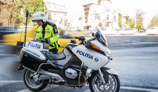 Oare mai exista politie rutiera in Romania?
