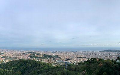 O saptamana in Barcelona
