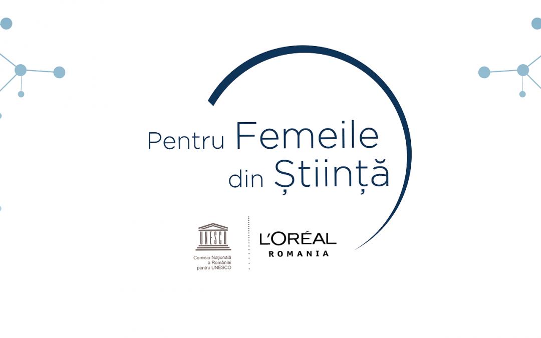 """Patru românce au fost premiate la Gala """"Pentru Femeile din Știință"""""""