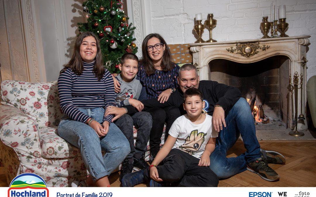 Dupa opt ani de Portret de Familie