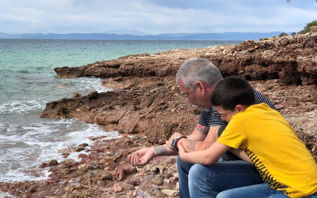Fatherhood – despre baie, mancare si plimbare
