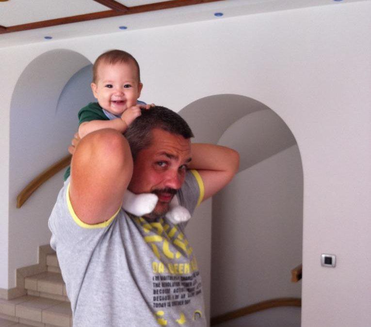 Fatherhood – 6-12 luni, o vârsta a cunoasterii